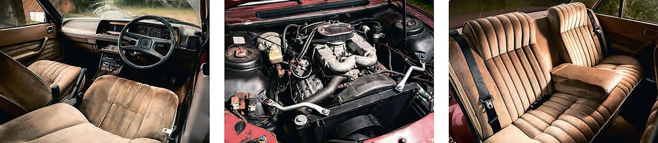 Peugeot 604 STI