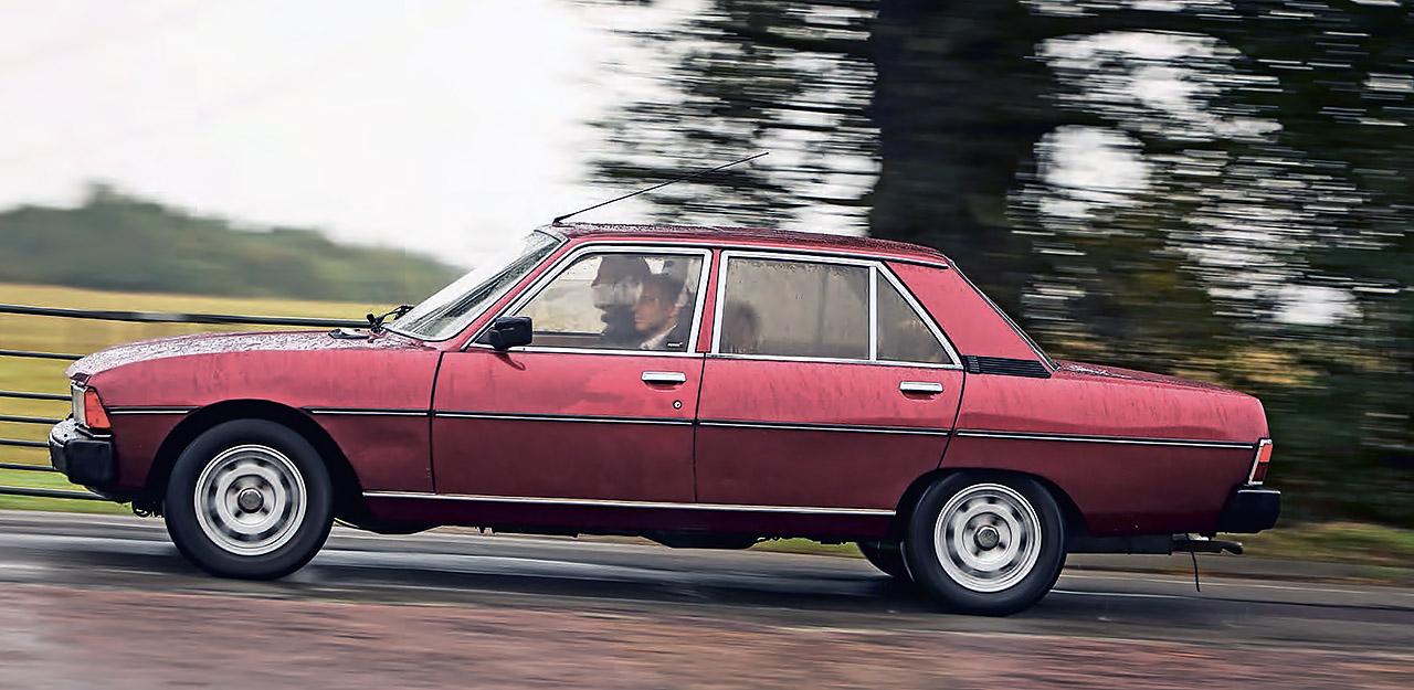 Peugeot 604 STI - drive-my-com