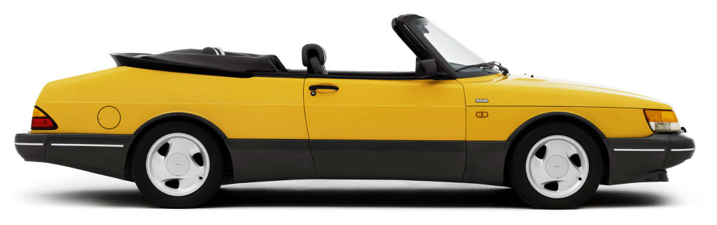 Saab 900 Turbo Convertible