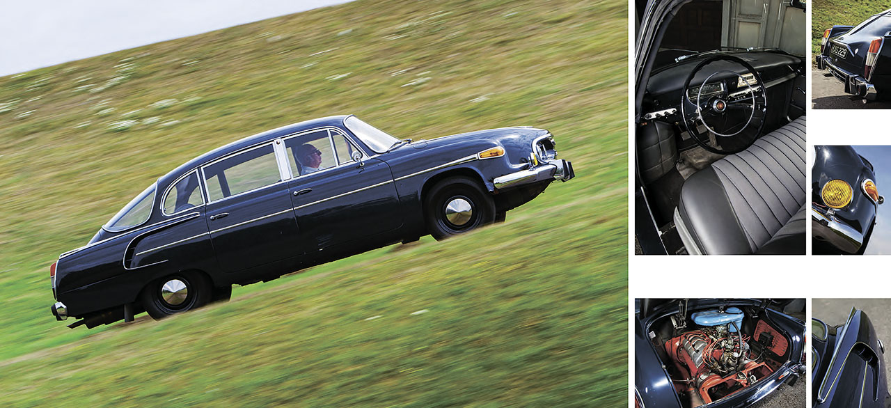 Tatra T603