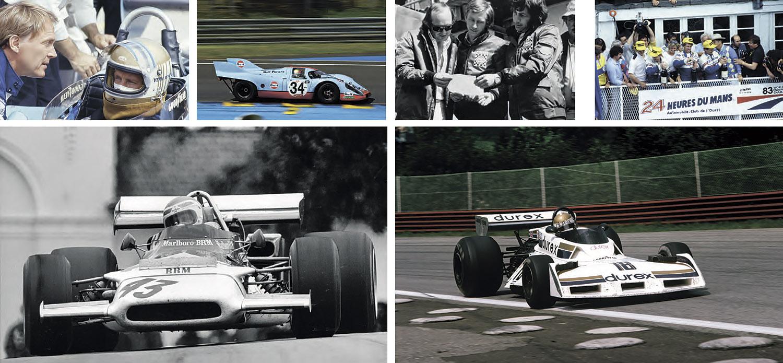 Vern Schuppan a Le Mans winner