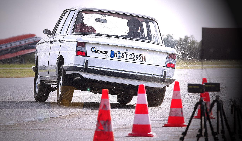 1964 BMW 1800Ti driven