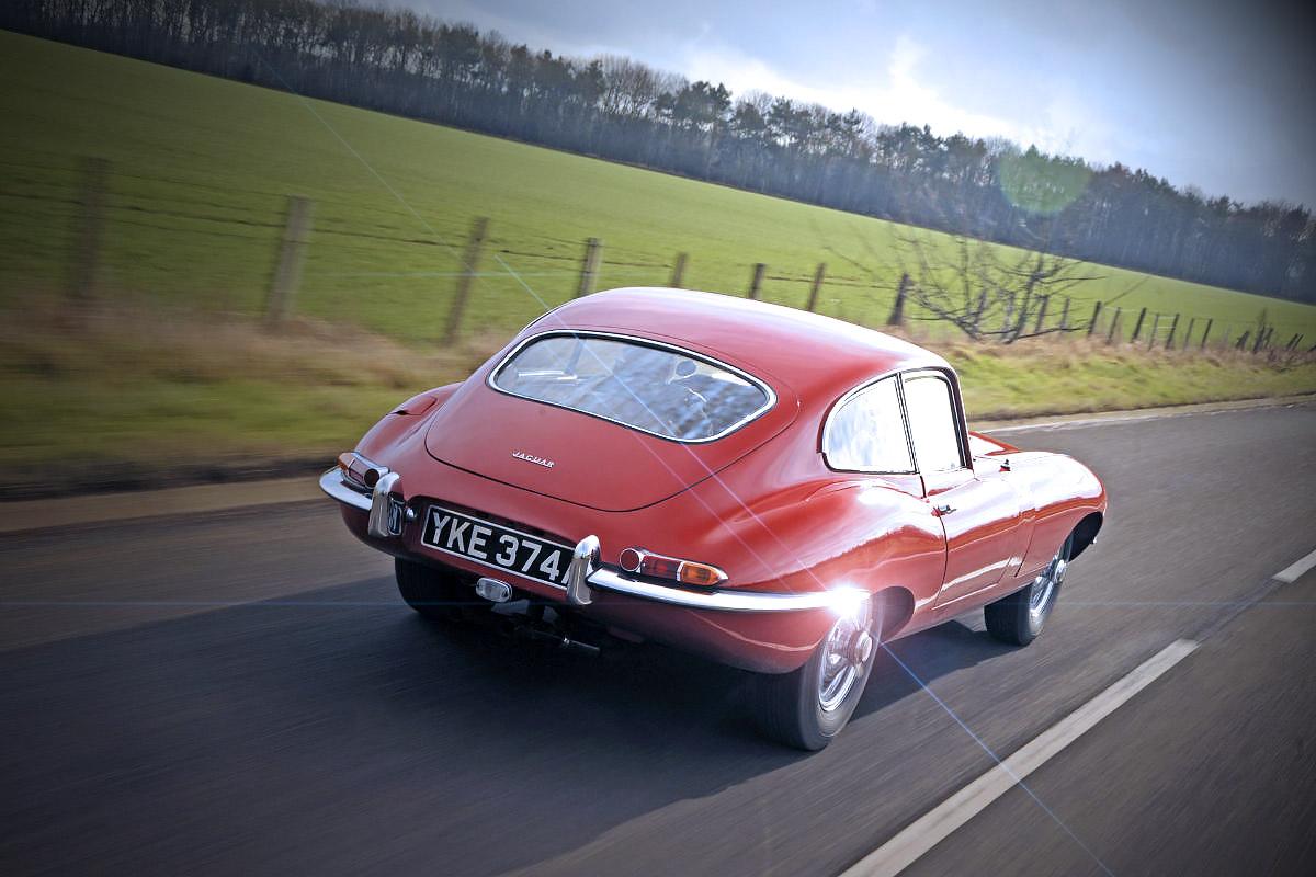 1966 Jaguar E-type 4.2 automatic