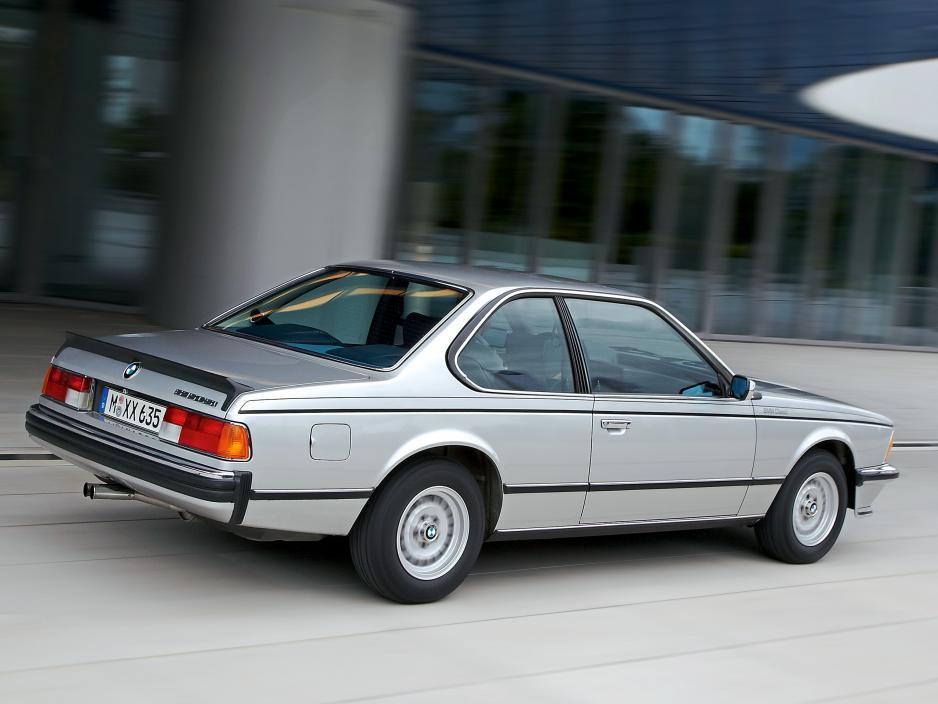 M30B34 - engined 1979 E24 BMW 635 CSi road-test