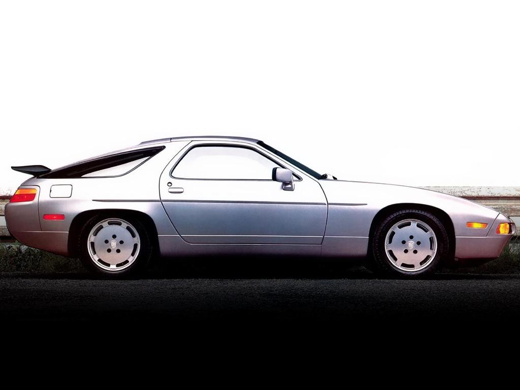 1986-1991 Porsche 928 S4
