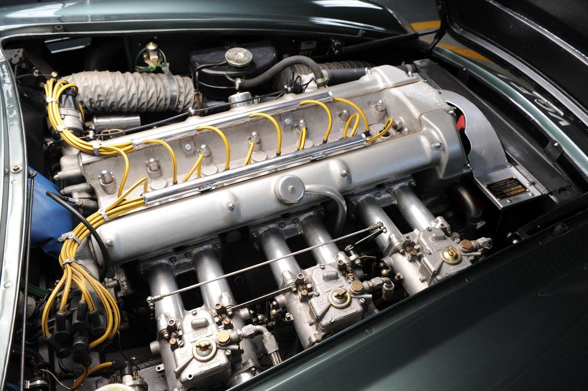 1962 Aston-Martin DB4 GT Zagato