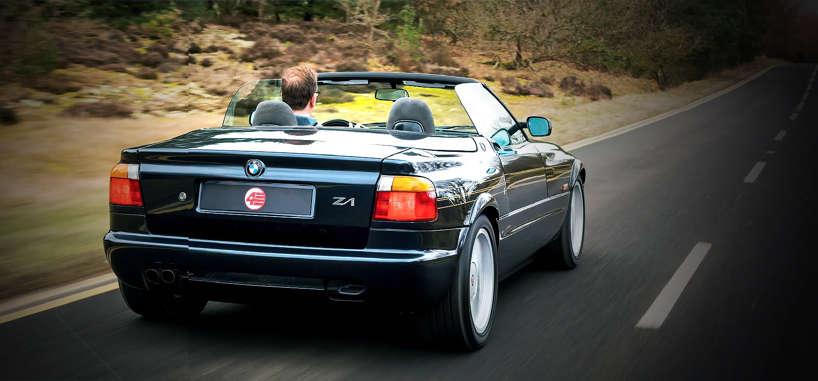 BMW Z1 Alpina RLE