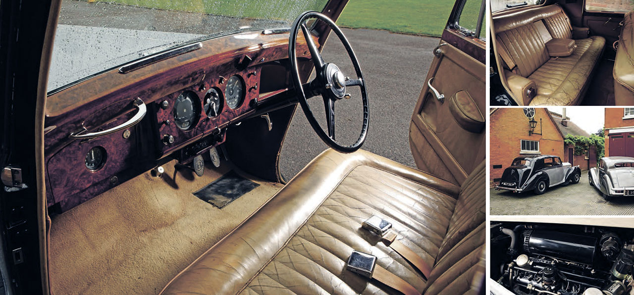 Bentley-MkVI