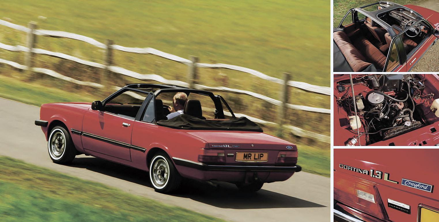 Ford Cortina MkV