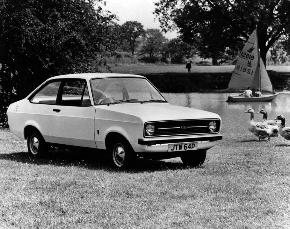 Ford revived Popular name for detuned 1975 poverty model.