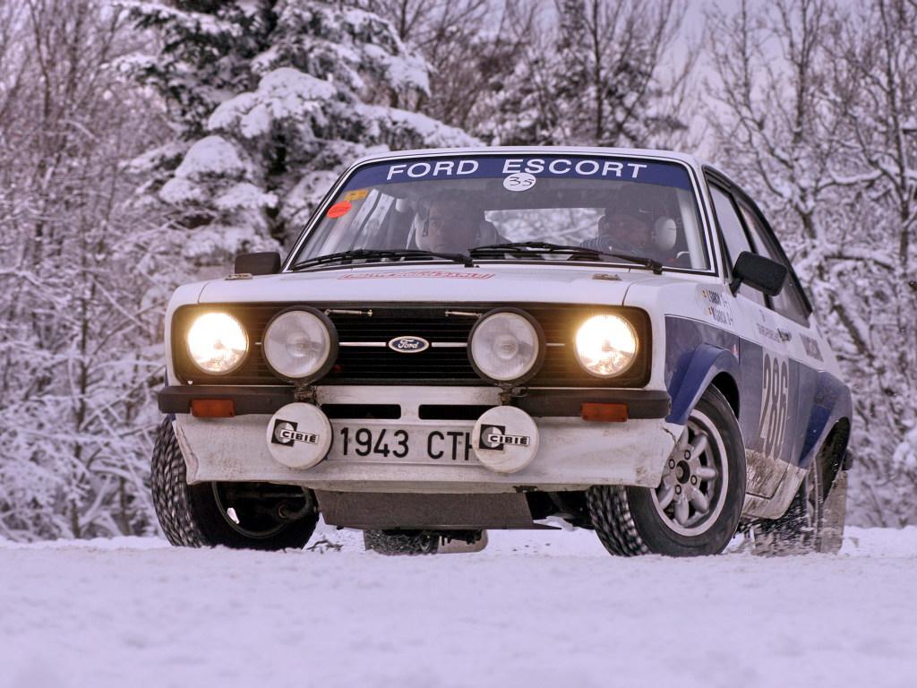 Ari Vatanen/David Richards won 1981 Acropolis in RS1800.