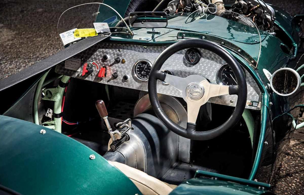 1952 Tojeiro-Jap - road test