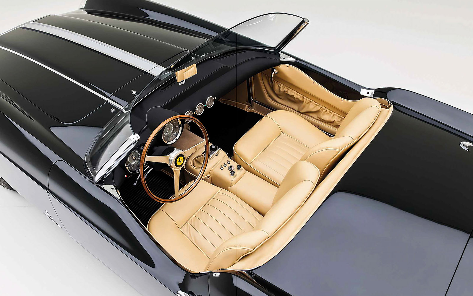 1957 Ferrari 250GT Pinin Farina Spider