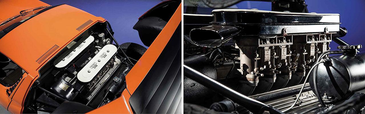 1968 Lamborghini Miura P400 - The Italian Job