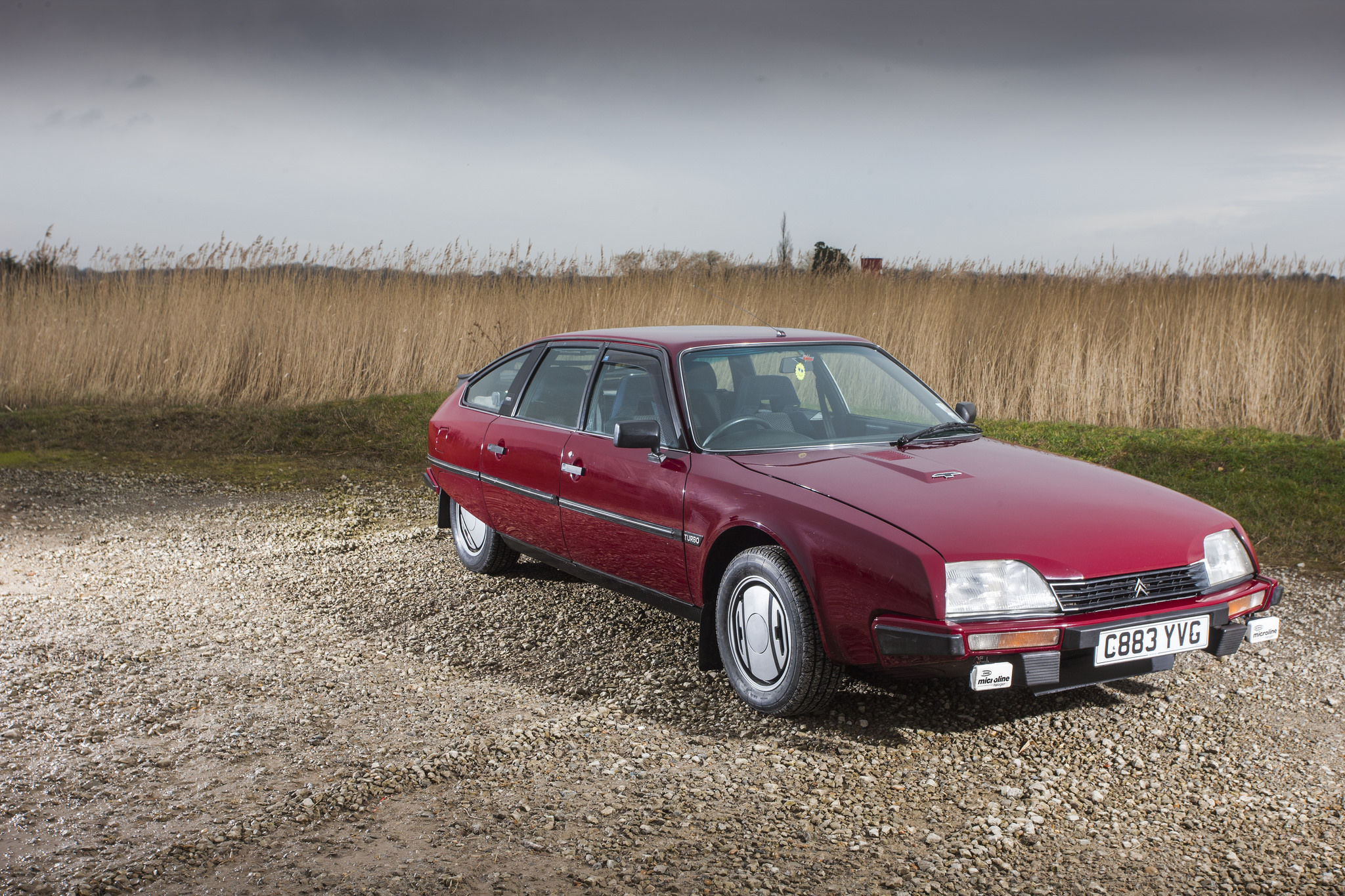 1984 Citroen CX GTi Turbo series 1