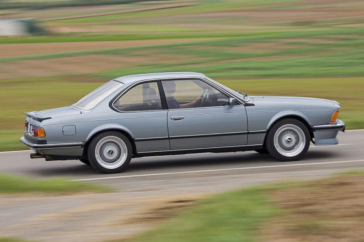 1985 BMW M635 CSi E24
