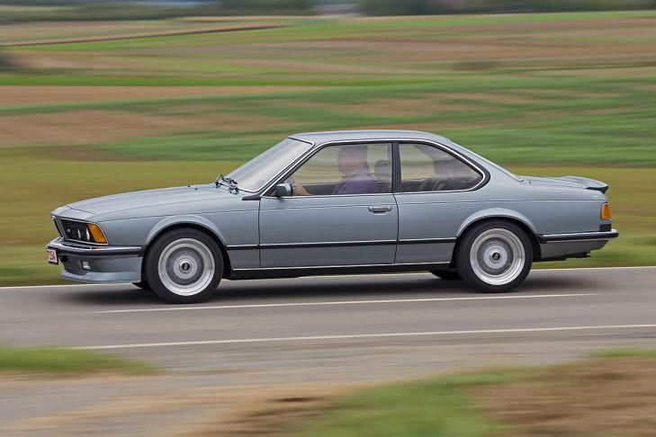 1985 BMW M635 CSi E24 - road test