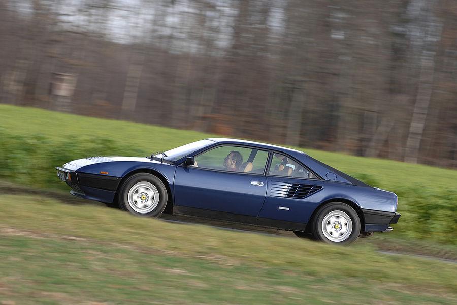 1986 Ferrari Mondial 3.2 QV road test