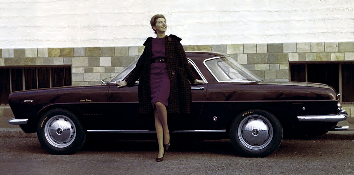 1961 Fiat Abarth 2400 Ellena