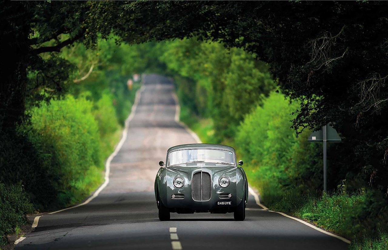 La Sarthe - road test drive