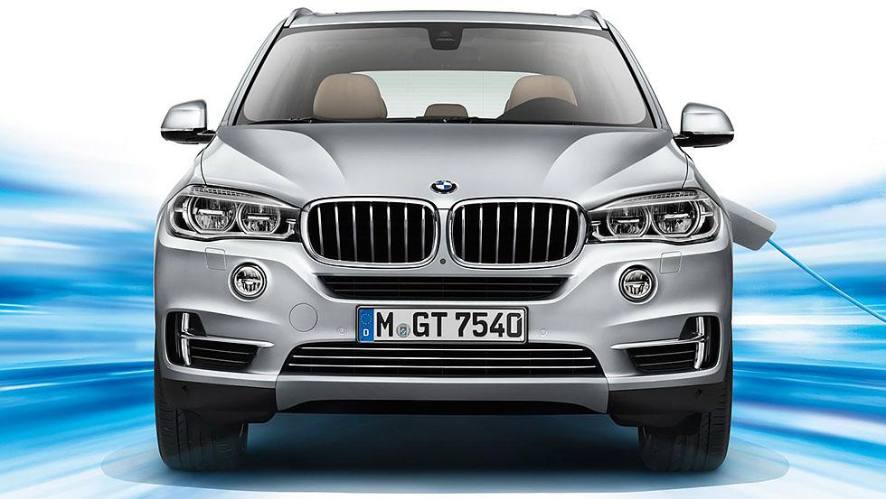 BMW X5 xDrive40e F15