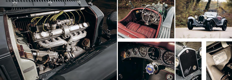Alfa Romeo 8C Touring Spider