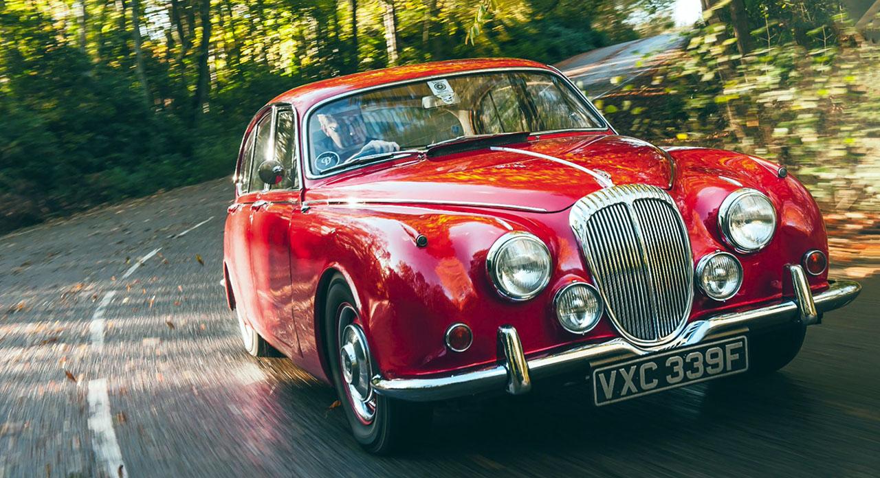 Daimler-V8