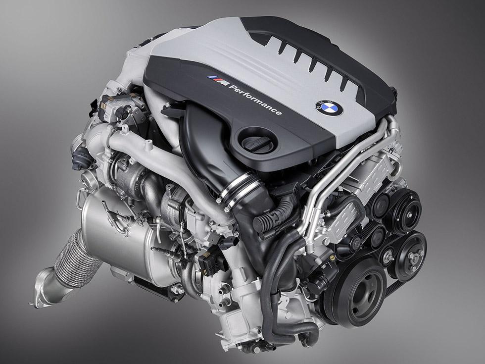 N57 BMW - 3-turbo system