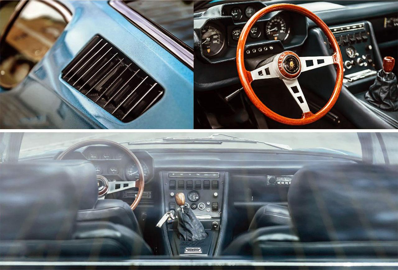 1968 Lamborghini Espada Series 1