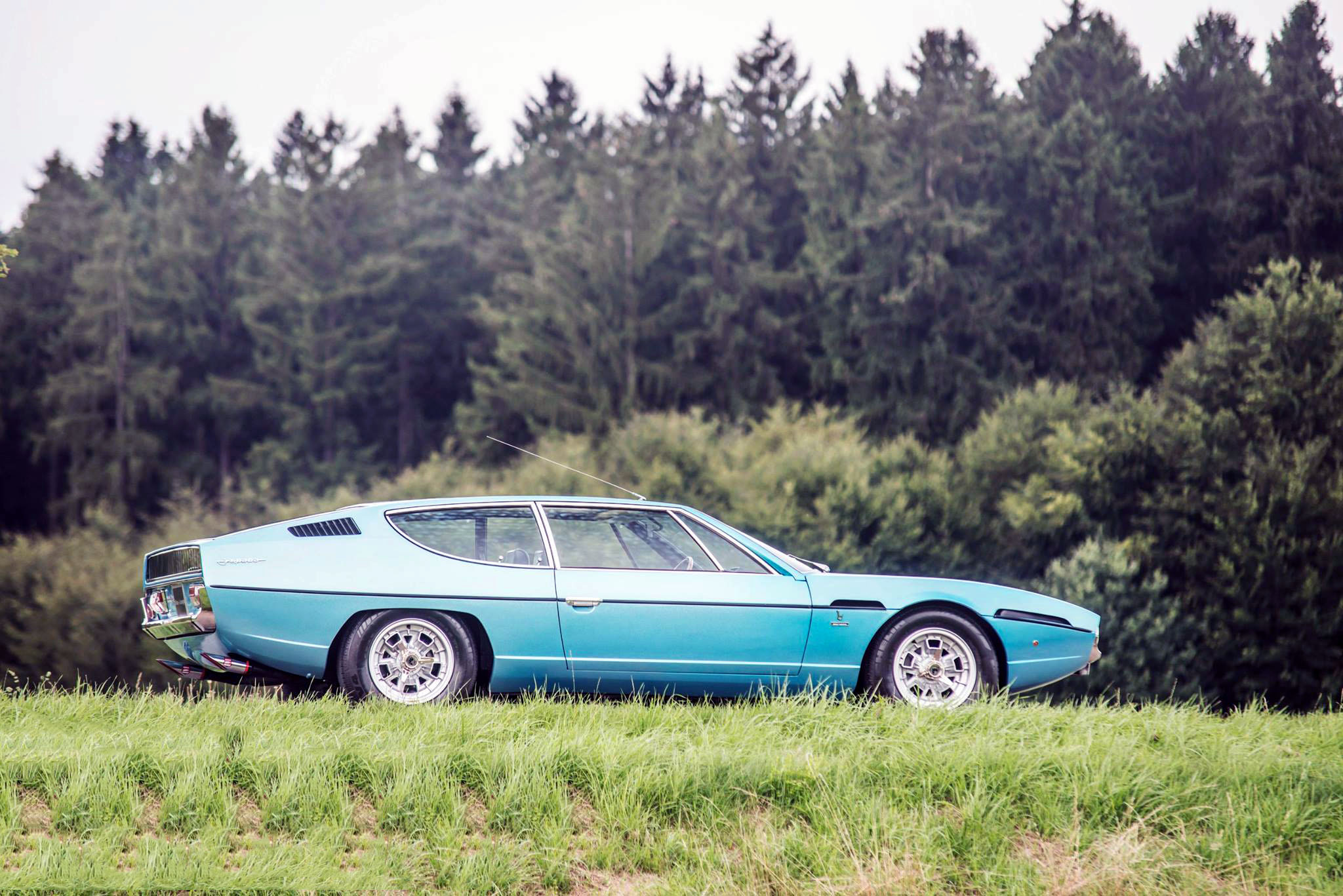 1968 Lamborghini Espada Series-1 - road test
