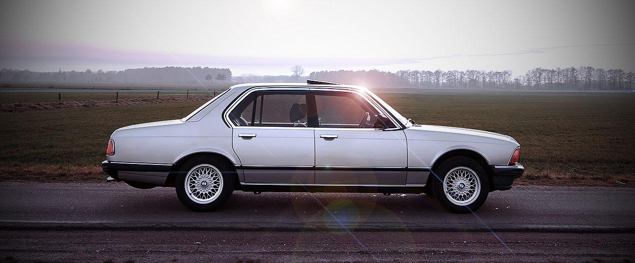 1985 BMW 735i E23