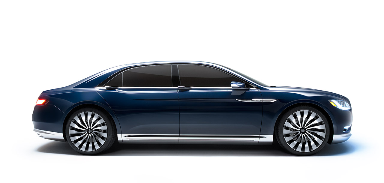 Lincoln Continental-concept