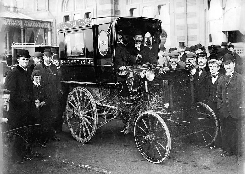 Waverley 1901 electric - road test