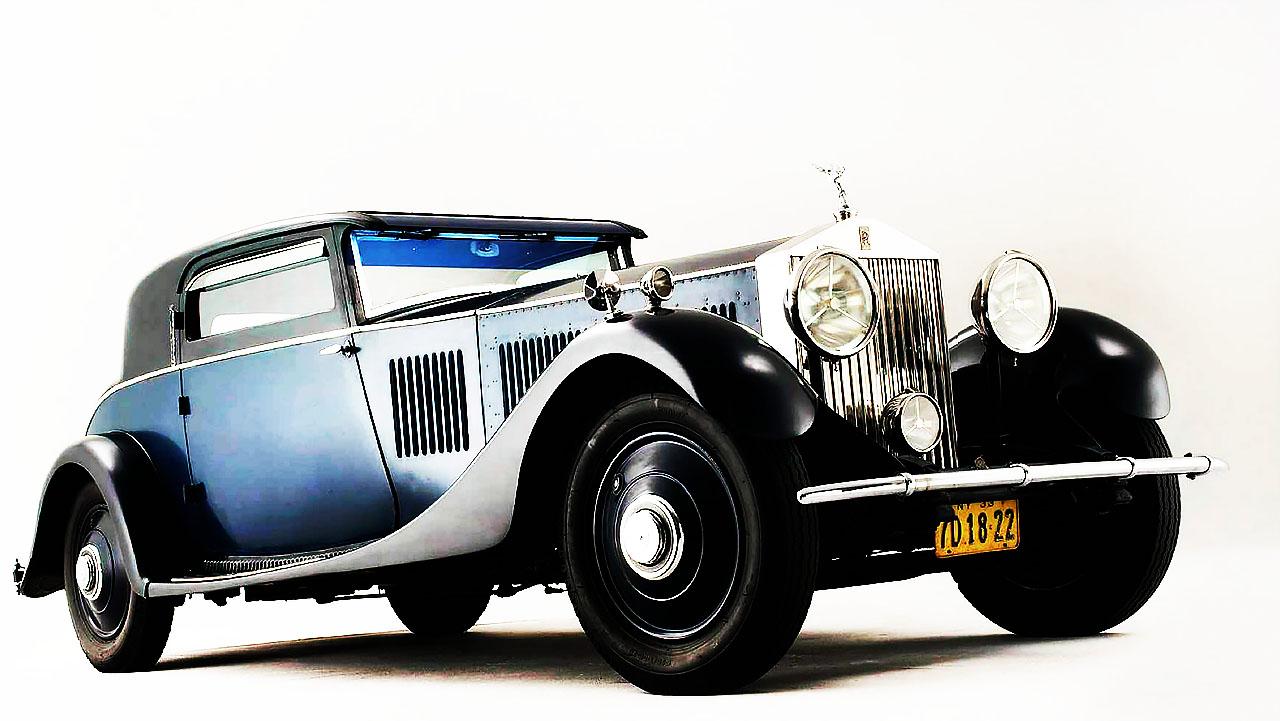 Rolls-Royce Phantom II 1929-1935