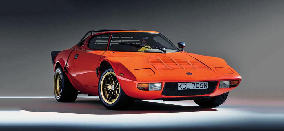 1974 Lancia Stratos Stradale