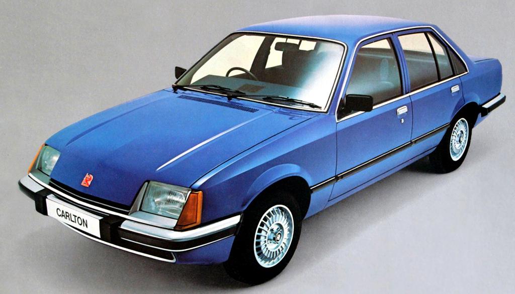 1978 Vauxhall Carlton