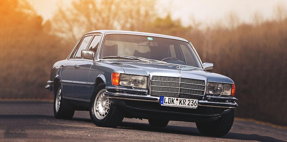 1979 Mercedes-Benz 450 SEL 6.9 W116 - road test