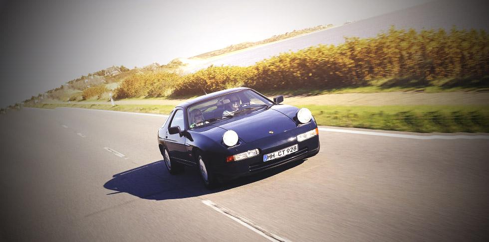 1986 Porsche-928 S4