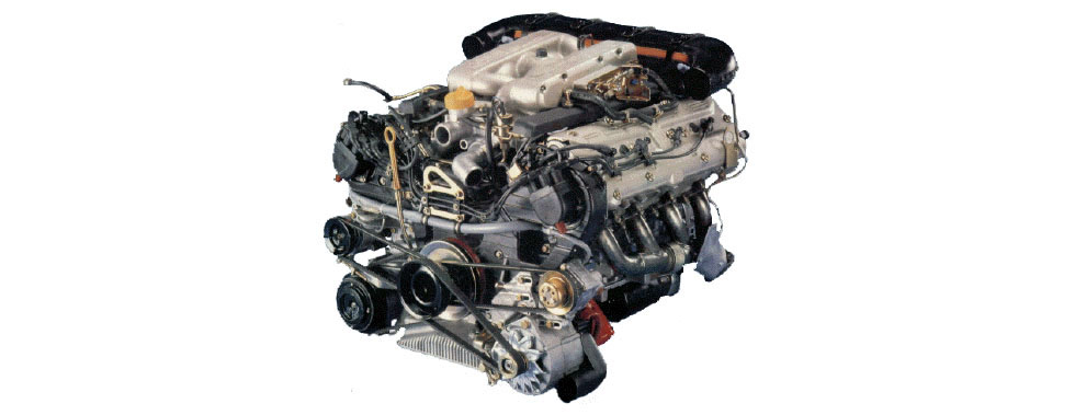 1986 Porsche 928 S4 - engine V8 - technical focus