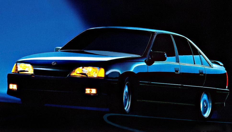 1986 Vauxhall Carlton II