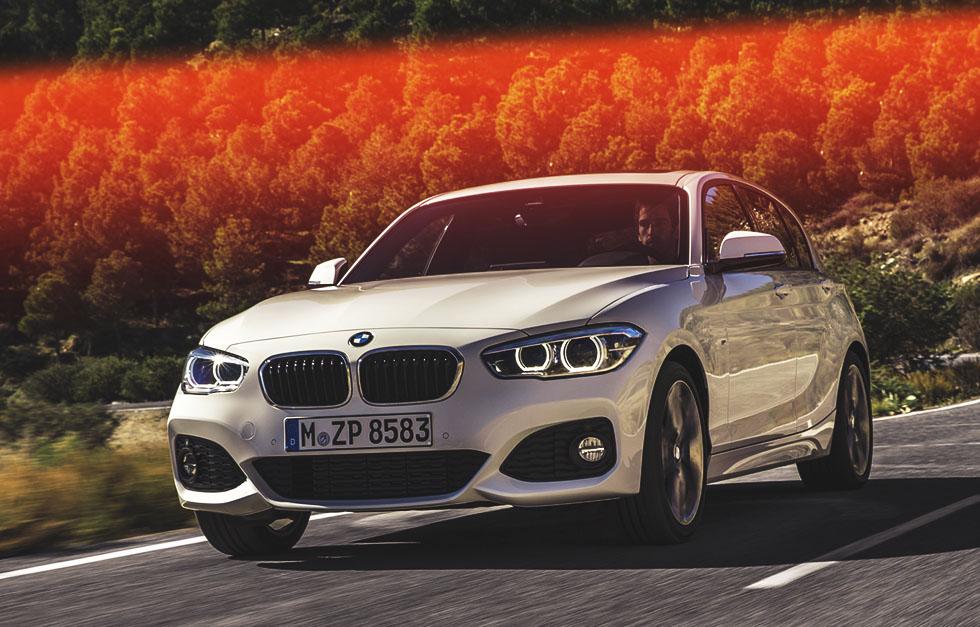 BMW F20 and F21 1 Series models