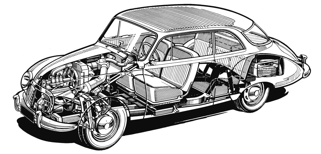 DKW 3-6 sonderklasse coupe