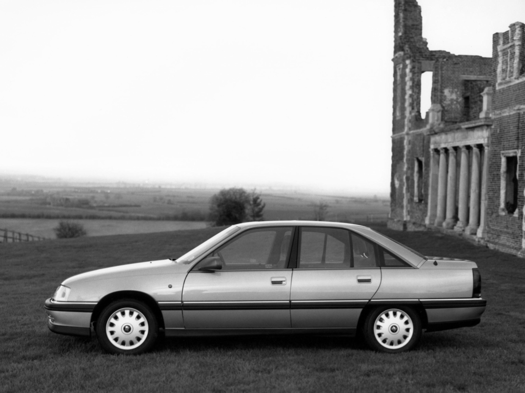 Vauxhall Carlton II