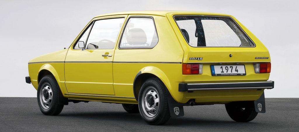 Volkswagen Golf LS Mk1 3-door - Typ 17