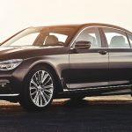 BMW 7 Series G11/G12 - 2015