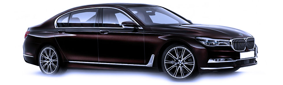 NEW BMW 7-SERIES G11/G12