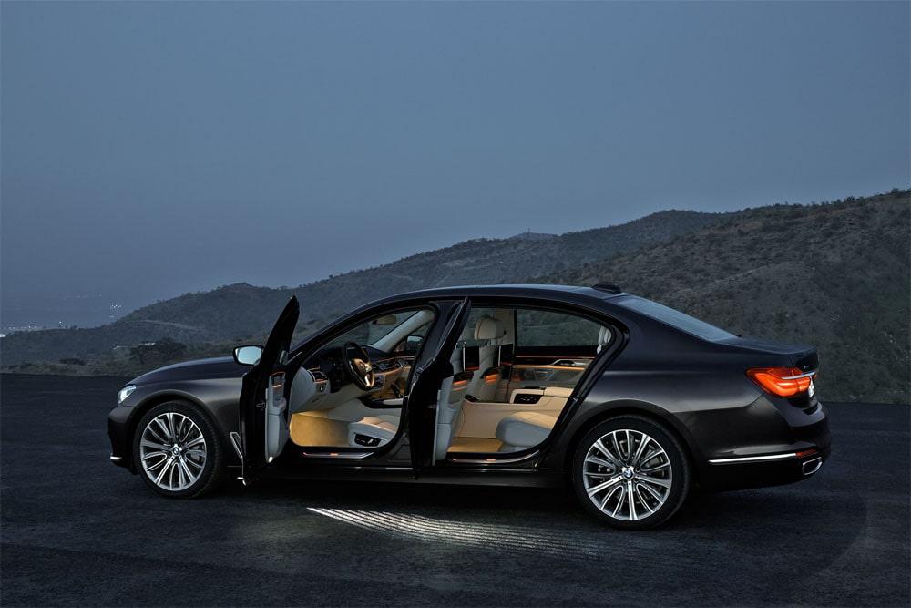 2015 BMW G11 G12 7-Series