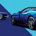 The turbocharged California T traces its lineage, elegant, sporty aesthetics and driving pleasure back to the late 1950s and the 250 GT California Spider.