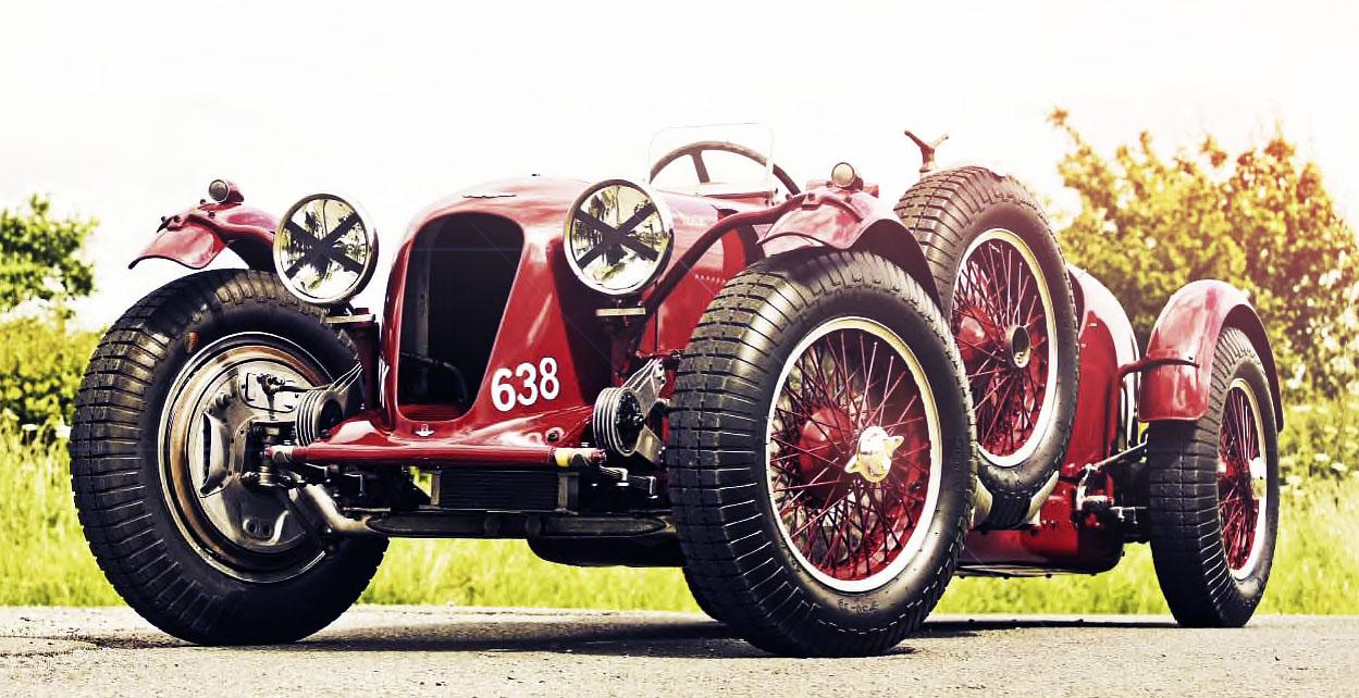 Aston Martin Monoposto