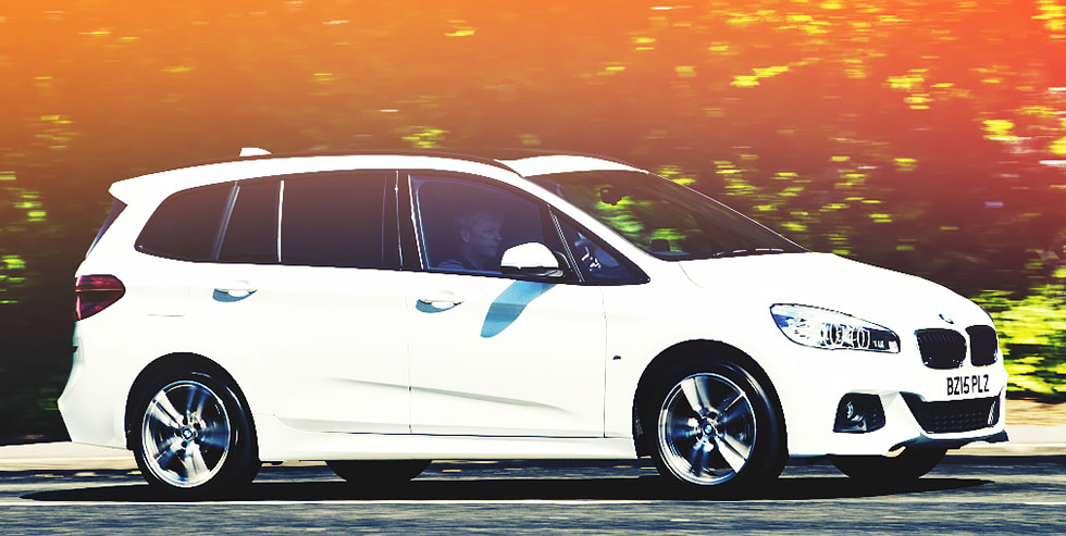 BMW F46 2 Series Gran Tourer